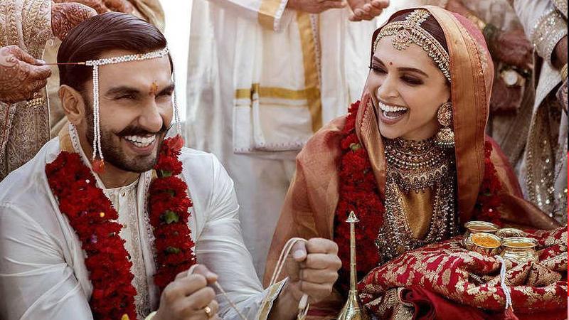 Deepika weds Ranveer Singh