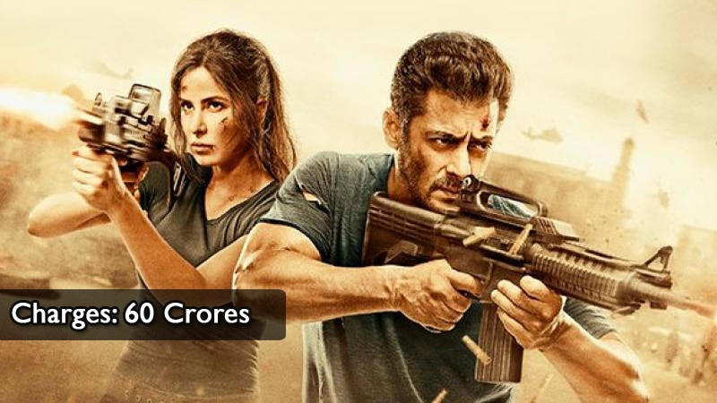 Salman Khan Charges 60 Crores