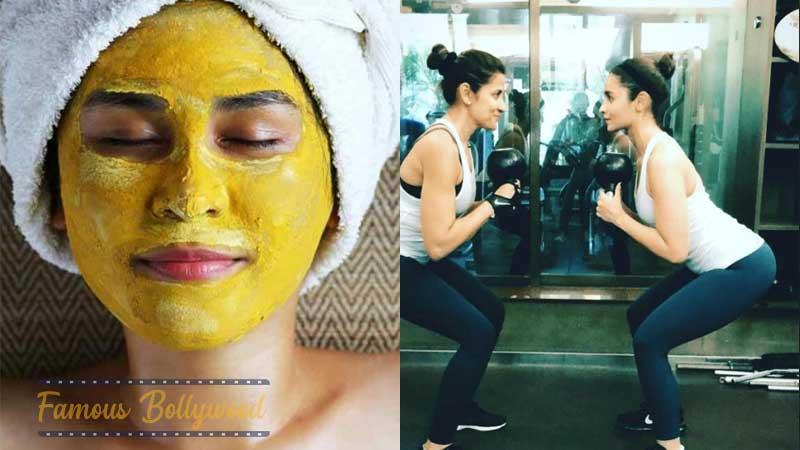 Bollywood beauty secrets
