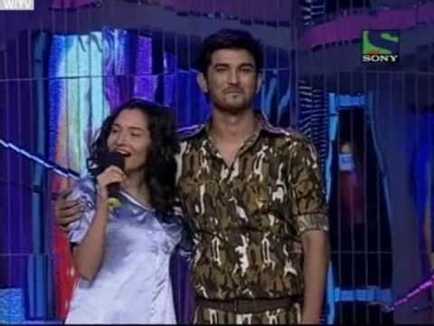 Sushant Purposed Ankita on Jhalak Dikhla Jaa Season 2 [14th Feb ...