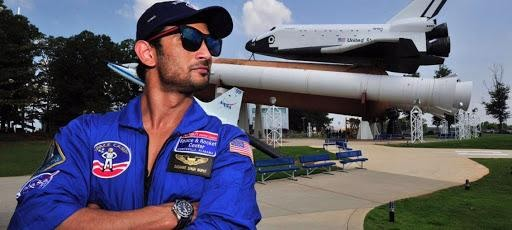 What! Sushant Singh Rajput Is All Set For The Moon Expedition By ...