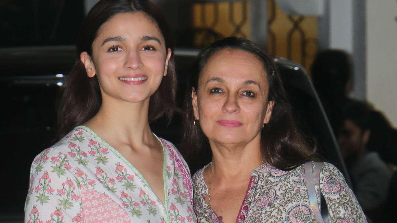 Soni Razdan calls daughter Alia Bhatt 'very instinctive and ...