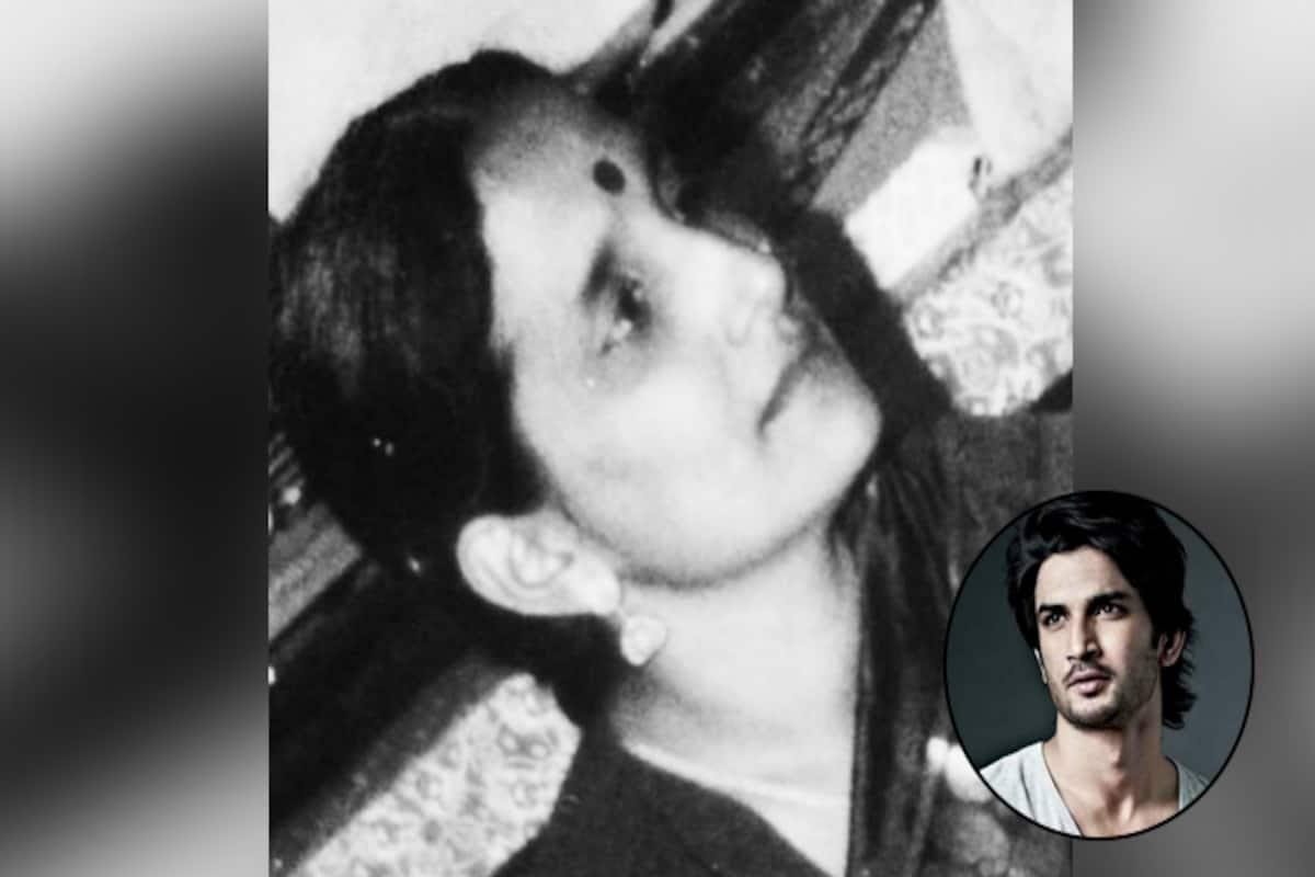 Sushant Singh Rajput Shares Pic Of His Late Mother And Pens An ...