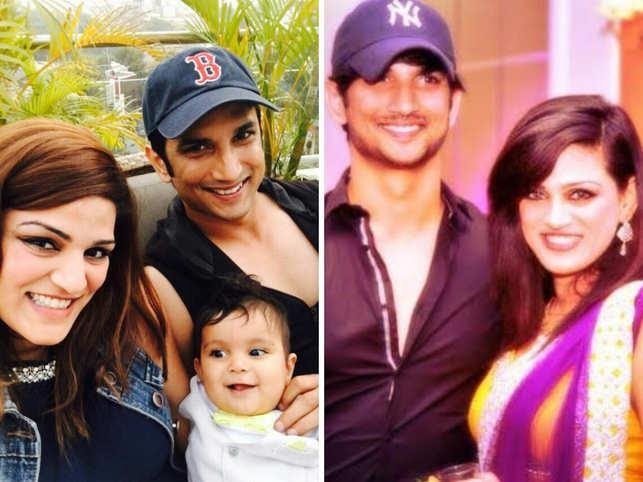 Sushant Singh Rajput Sister: Family to immerse Sushant Singh ...