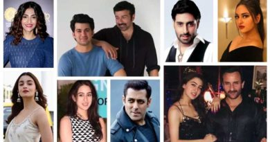 What Star Kids Have to Say on Nepotism