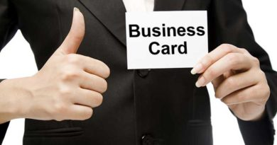 Create Innovative Business Cards
