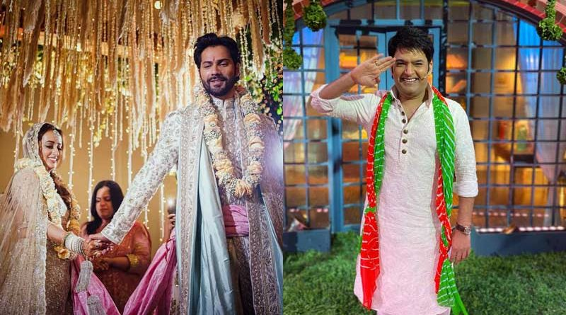 Newswrap, January 25- Kapil Sharma Show Going Off-Air, Varun-Natasha Wedding Look Revealed & More