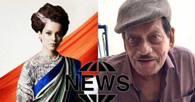 Newswrap, January 29-Sharman Joshi's Father Passes Away, Kangana Ranaut to play Indira Gandhi & More