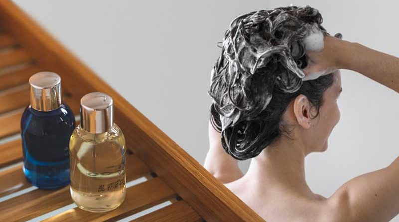 shampoo for hair fall and dandruff