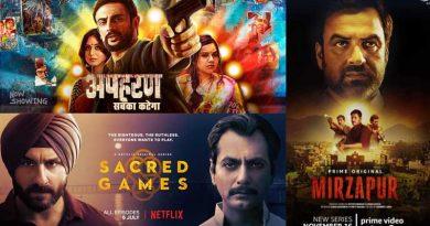 Best Hindi Web Series
