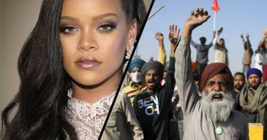 Rihanna Initiates Global Support for Farmers; Bollywood and Indian Cricketers Calls it a Propaganda, Supports Govt