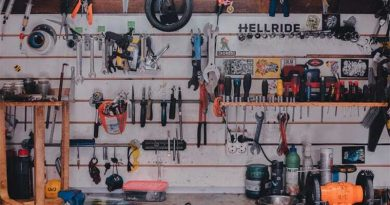 why you need to organize you garage