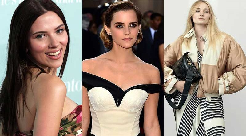 Top 10 Actress in Hollywood