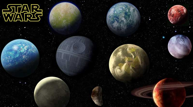 Best Planets to Live on in Star Wars