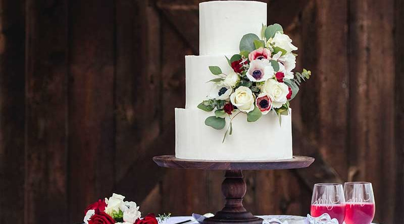 wedding cake options