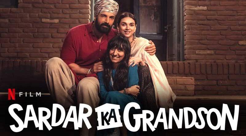 Sardar ka Grandson full movie