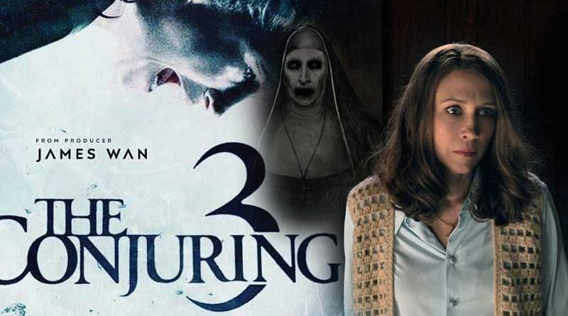 The Conjuring 3 full movie in hd