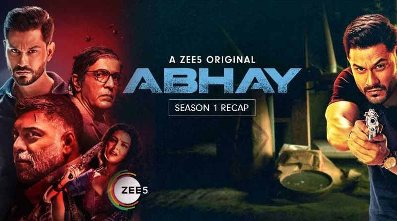 abhay web series download
