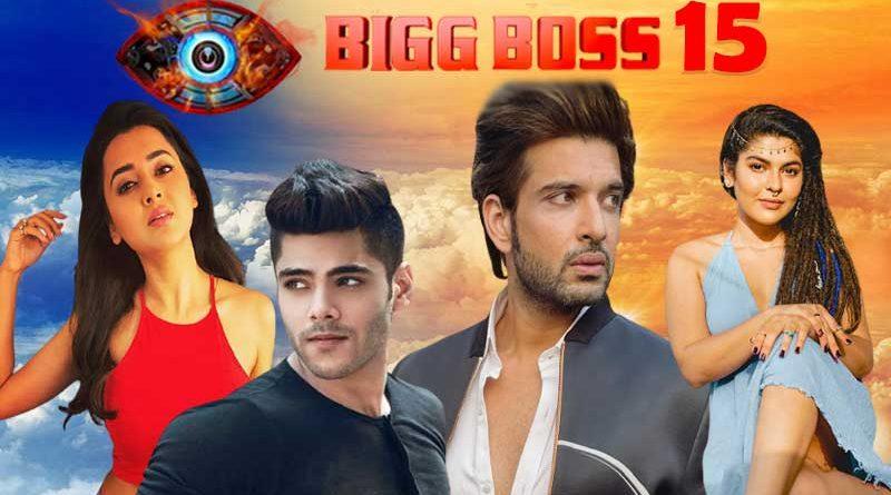 Bigg boss Confirmed Contestants